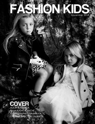 Fashion Kids Magazine | NOVEMBER 2016