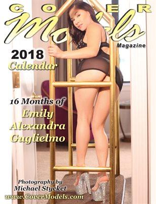 Emily Alexandra Guglielmo - Cover Models 2018 Calendar