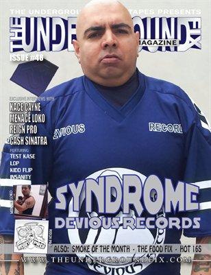 The Underground Fix Magazine Issue #48