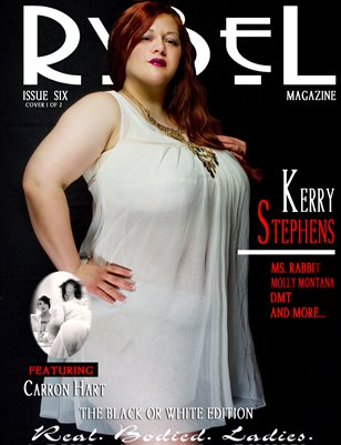 Issue 6 The Black or White Edition Kerry