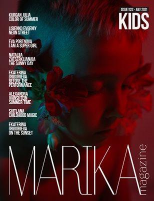 MARIKA MAGAZINE KIDS (ISSUE 1122- JULY)
