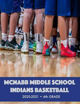 McNabb Boys Basketball 6th Grade Season in Review 2020-2021