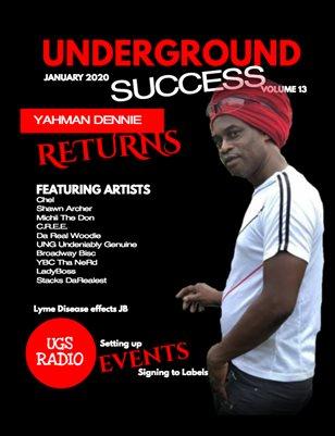 Underground Success Issue 13