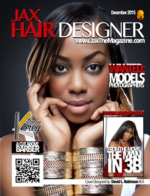 Jax Hair Designer Magazine December 2015