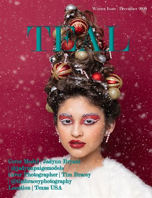 Teal Magazine Winter Issue