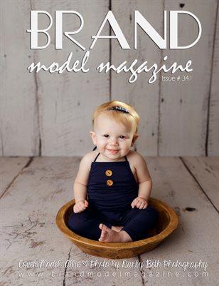 Brand Model Magazine  Issue # 341