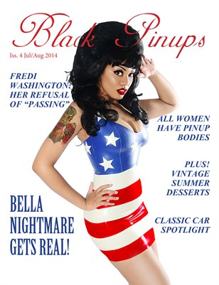 Black Pinups Issue 4