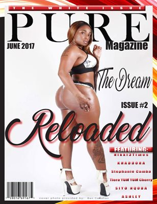 "PURE MAGAZINE ""The White Issue"" RELOADED Issue #2"
