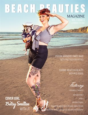 "Beach Beauties Magazine ""Dog Days of Summer"""
