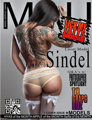 Lick my Tatts special 7 cover edition issue 3