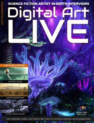 Digital Art Live Issue 2