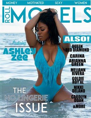 Issue Ashley/Carina cover