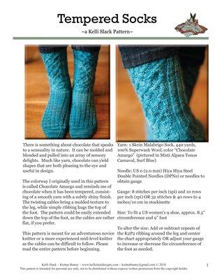 Tempered Socks