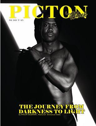 Picton Magazine February  2020 N425 BLACK Cover 2