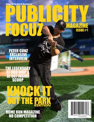 Knock it Out The Park 1st Edition