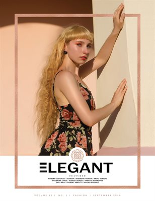 Fashion #1 (September 2018)