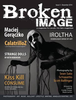 Broken Image Issue 3 (December 2014)