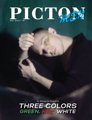 Picton Magazine May 2019 Men N98 Cover 1