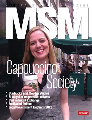 Modern Studies Magazine 2