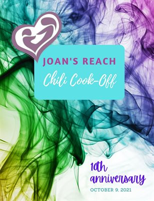 Joan's Reach Cookbook 2021