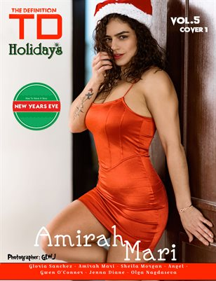 The Definition Amirah Mari Xmas vol5 cover 1