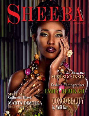 Sheeba Magazine 2015 March