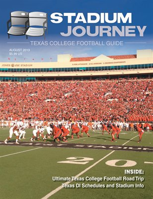 Stadium Journey Guide: Texas College Football