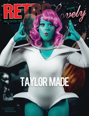 Halloween 2020 - VOL 12 – Taylor Made Cover