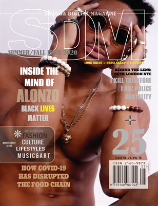 SDM Magazine Issue #25 Summer/Fall