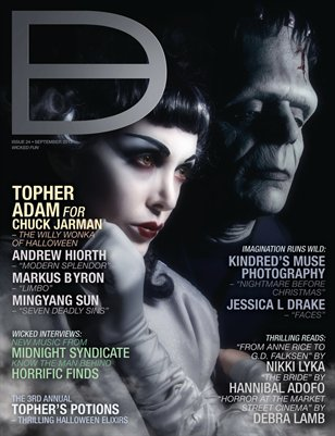 Dark Beauty Magazine ISSUE 24 - Wicked Fun
