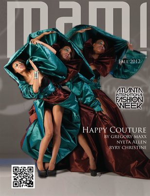 MAMi Magazine Happy Couture Issue