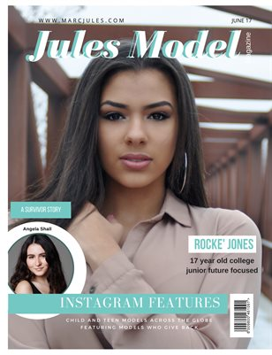 Jules Model Magazine - June 2017 - Issue 1