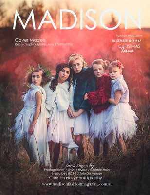 Madison Fashion Magazine December 2019 # 57