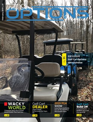 Golf Car Options Magazine - February 2019