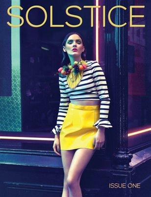 Solstice Magazine Issue One