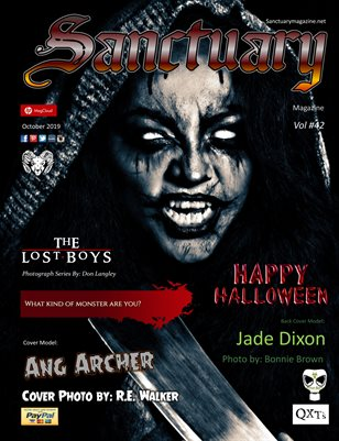 Sanctuary Magazine Vol #42