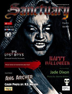 Sanctuary Magazine Vol #42