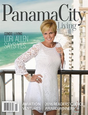 Panama City Living Magazine - September/October 2016