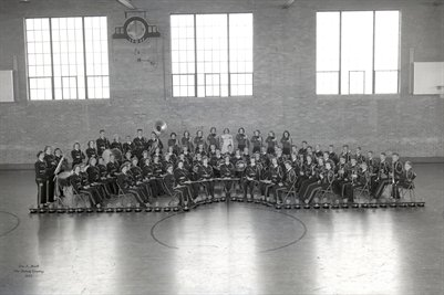 SEPT. 5, 1952 Mayfield High School Band 2