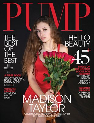 PUMP Magazine | The May Style Issue | Vol.2 | May 2021