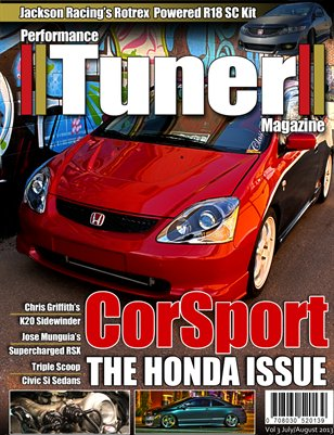 Performance Tuner Magazine Volume 3 July/August 2013