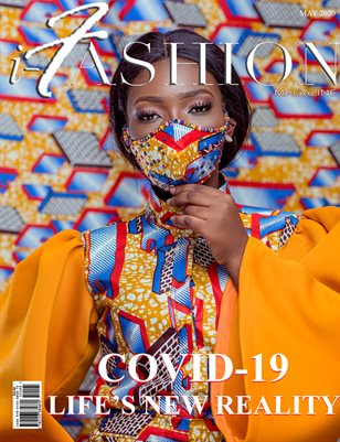 i-Fashion Magazine May 2020