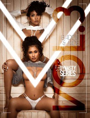 DynastySeries™ Presents Volume 3: Sauna - Cover Girls Baddie, Jade, and Alexis