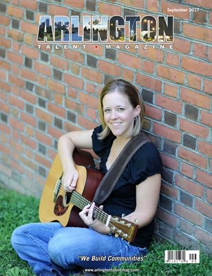 Arlington Talent Magazine September 2017 Edition