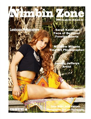 Nimbin Zone Magazine ISSUE #4