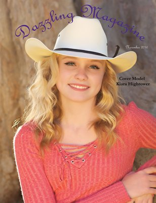 Dazzling Magazine Young Cowgirls/Cowboys