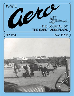 WW1 Aero #154 - November 1996