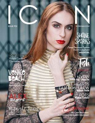 ICON MAG ISSUE 32