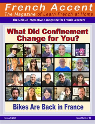 French Accent Magazine - June-July 2020
