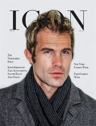 ICON Magazine Issue 58 Fall 2020